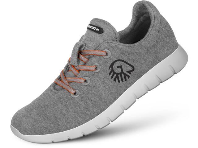 Giesswein Merino Runners Mid Shoes Herr slate